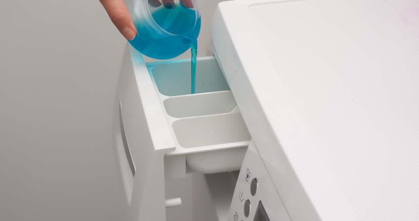 Como limpar maquina de lavar de forma eficaz