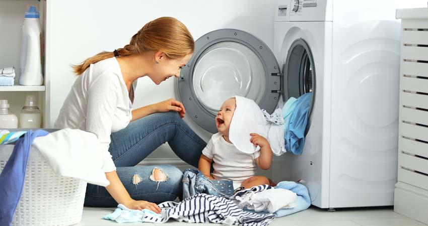 Qual o tamanho ideal da máquina de lavar para minha família?