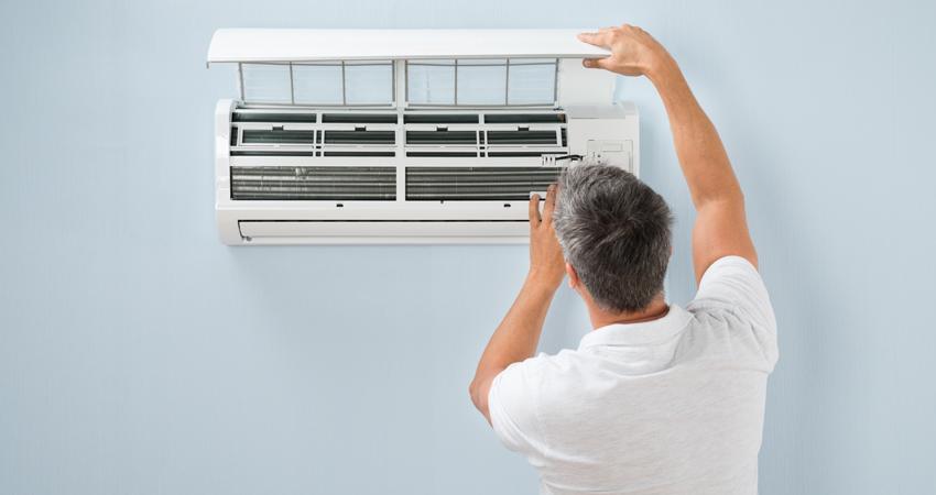 Cuidados ao instalar o ar condicionado split