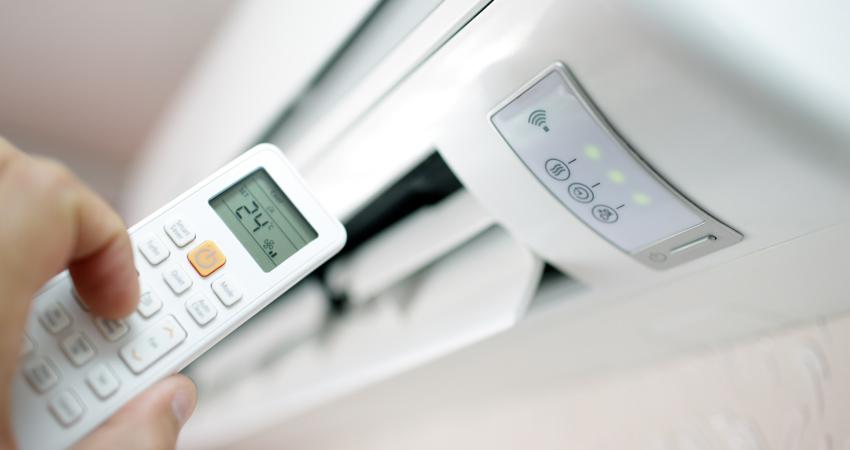 Doenças virais manutenção regular no aparelho de ar condiconado