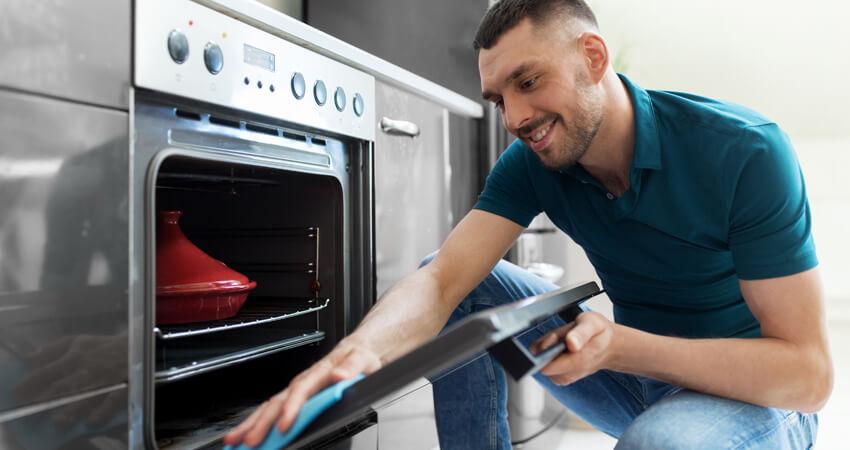 aprenda a limpar o fogão corretamente