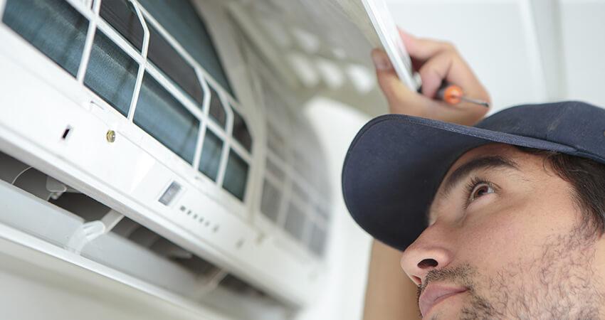 Faça a manutenção preventiva do seu ar condicionado